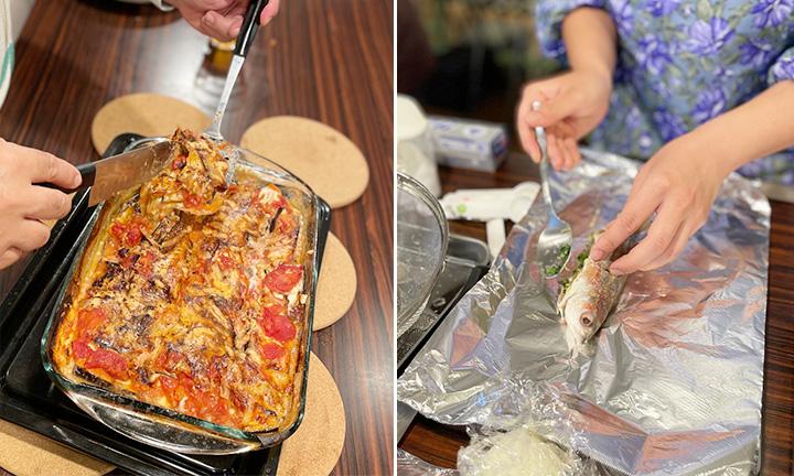 世界各国の料理と文化に触れる